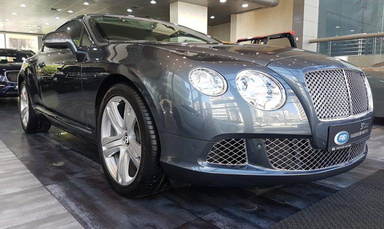2013 Bentley Continental Gt Fakhoury Motors