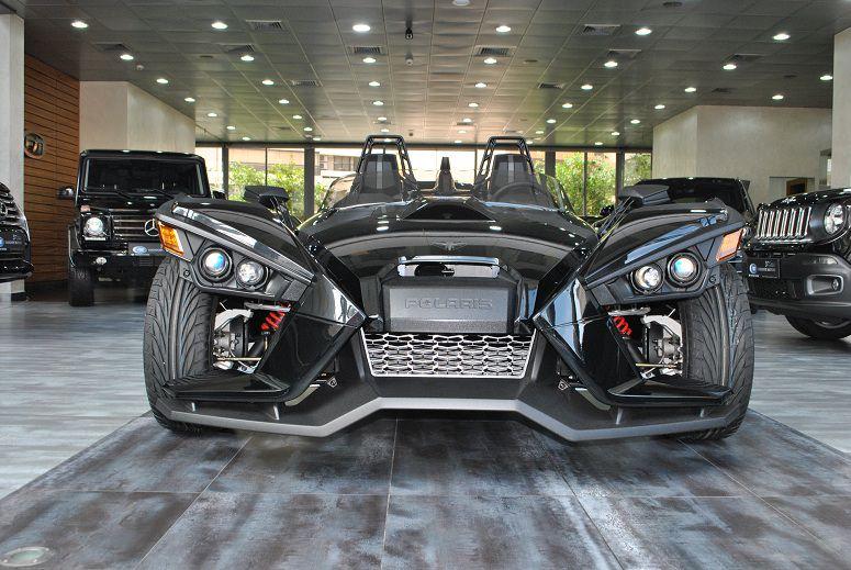 2016 polaris slingshot sl fakhoury motors for Mercedes benz slingshot