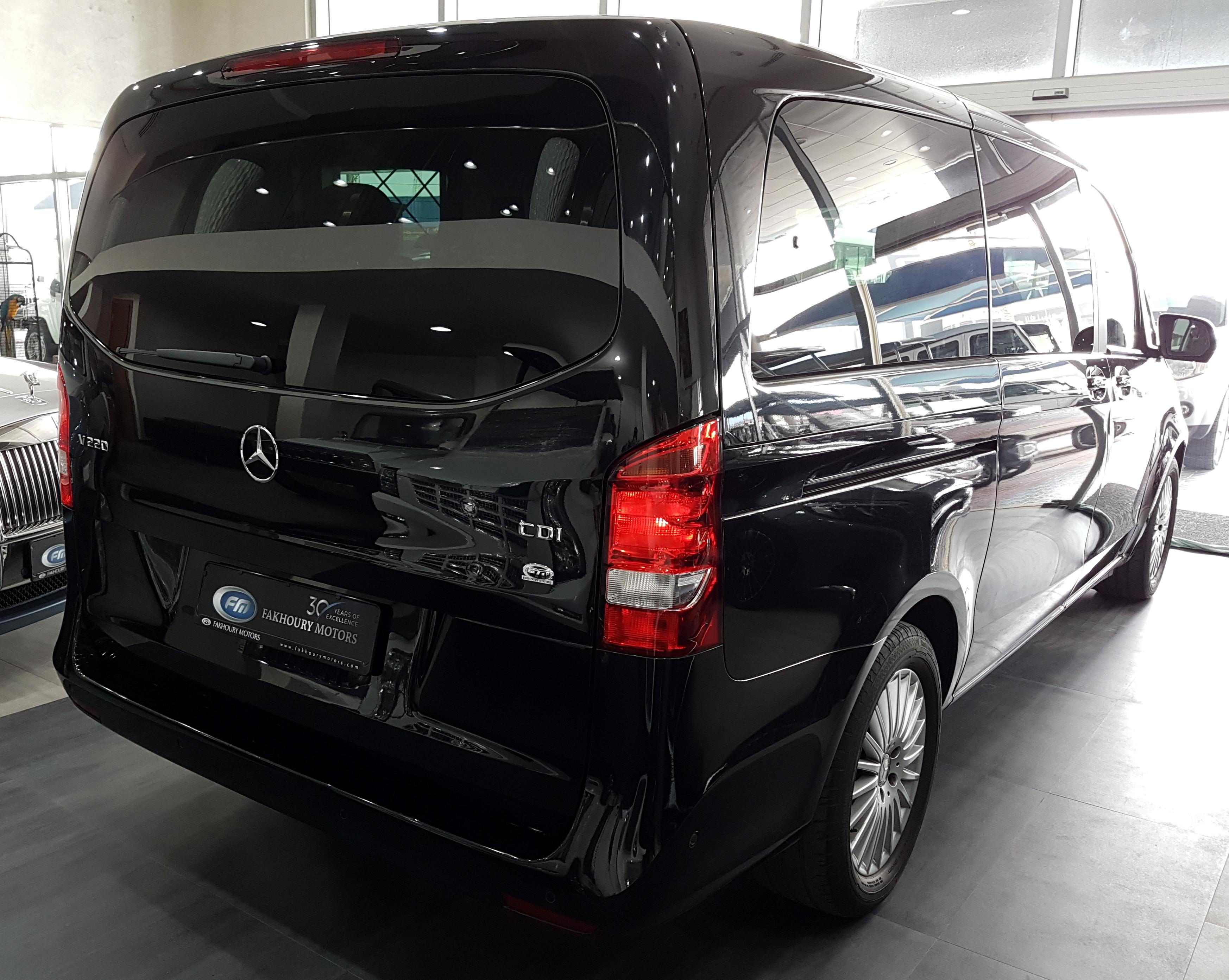 listings mercedes benz fakhoury motors minivan cdi
