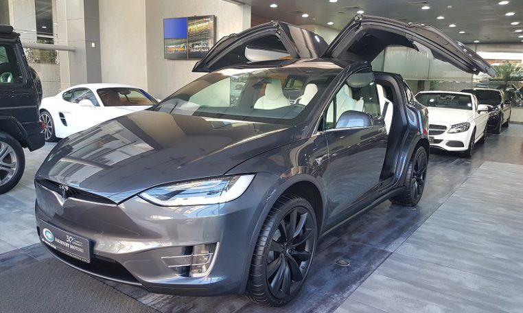 2018 Tesla Model X Fakhoury Motors